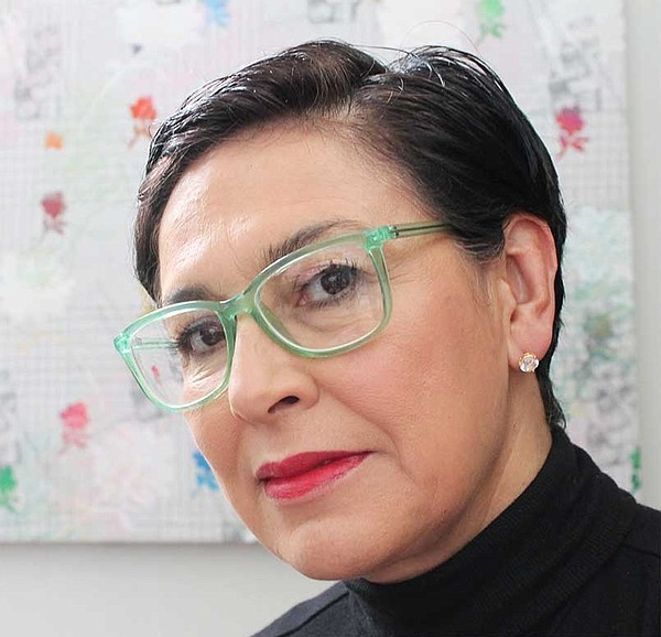 Artist Claudia Cano in an undated photograph.
