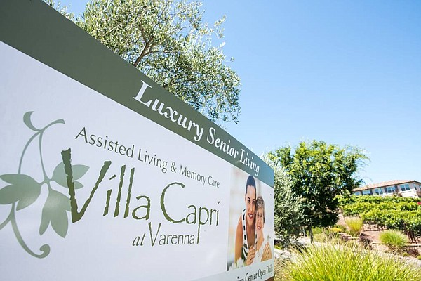 State regulators accused staff at the Villa Capri facilit...