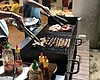 The outdoor grill at Nhu Y on El Cajon Boulevar...