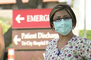 Photo for North County Health Care Workers Support State Bill To Mandate PPE Stockpiles
