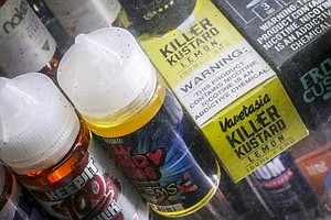 Photo for California Lawmakers OK Ban Of Most Flavored Tobacco