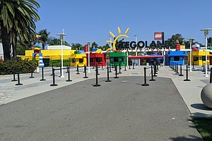 Photo for Legoland Officials Ask State For Permission To Reopen