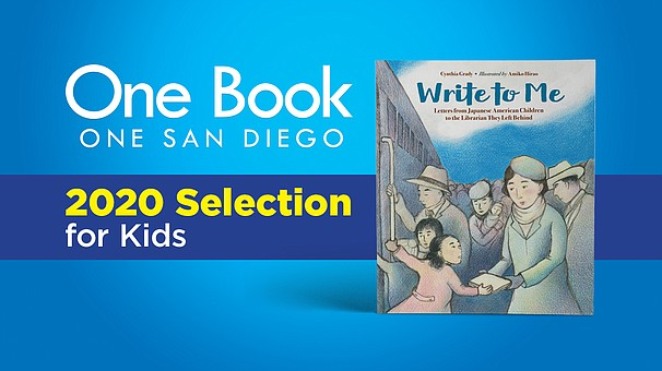 The 2020 One Book, One San Diego selection