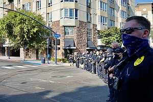Photo for Public Invited To Weigh In On San Diego's New Police Oversight Commission