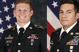 Photo for Army Soldiers Killed In Helicopter Crash On San Clemente Island Identified
