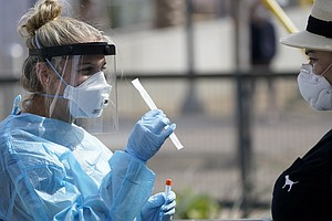 California Coronavirus Death Toll Passes 15,000 Mark