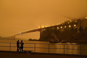 Photo for Death Toll From Wildfires Reaches 33 On The West Coast
