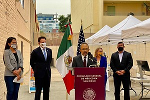 Photo for San Diego County And Mexican Consulate Announce Latino COVID-19 Testing Strategy