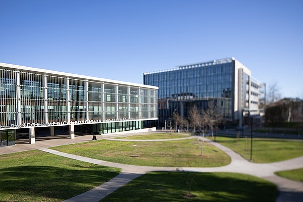 The UC San Diego School of Medicine campus is shown on Fe...