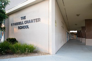 Photo for O'Farrell Charter School Hires Permanent Replacement After Firing Former Supe...