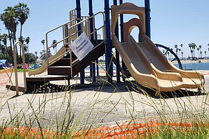 Outdoor Playgrounds In California Can Now Open