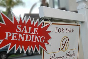 Photo for Home Prices Rise, Sales Slip In San Diego County