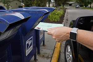 Photo for Federal Judge Blocks Postal Service Changes That Slowed Mail