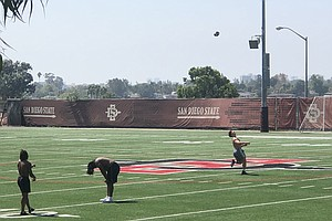 SDSU Set To Start Football Season In Temporary Home