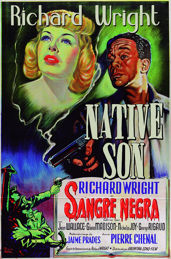 The original Argentine poster art for