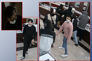 Photo for Police Seek Tips On Looting Of La Mesa Jewelry Store