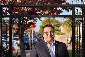 Photo for Kelvin Barrios Ending Campaign For District 9 Seat