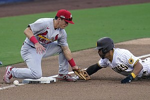 Padres Lose 7-4 In First Wild Card Game Against Cardinals At Petco