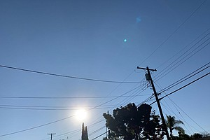 Heat Wave Continues In San Diego County Through Friday