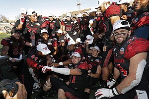 Photo for SDSU Football Schedule Released, All Mountain West Teams In Single Division