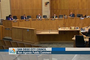 Photo for Possible Coronavirus Exposure Affects Business In San Diego City Hall