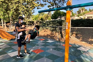 Photo for Playgrounds To Remain Open In San Diego County