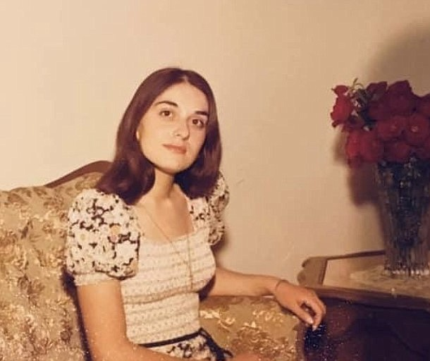 A young Irma Easton, who choked to death on doughnuts in June at Avocado Post...