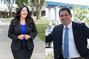 Photo for Vargas Takes Early Lead In Race For San Diego Supervisor Seat District 1