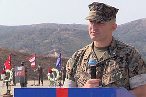 Photo for Marines Fire Commander In Charge Of Unit Where Nine Died