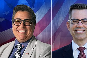 Photo for Both Candidates For San Diego City Council District 3 Say Their Experience Ma...