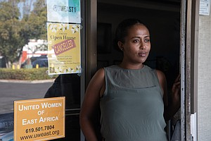 Photo for Pandemic Causes Deep Cuts To San Diego Refugees' Income, Housing Security, He...
