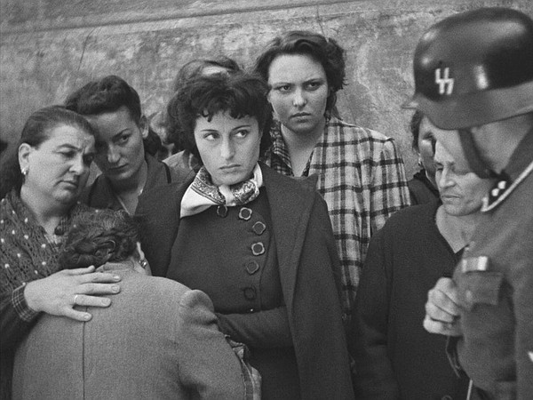 Anna Magnani's look says just about all you need to know ...