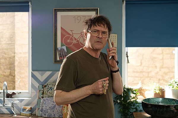 Mark Heap stars as Peter Cole in THE TROUBLE WITH MAGGIE ...