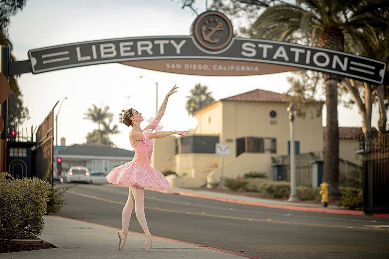 The San Diego Ballet will present