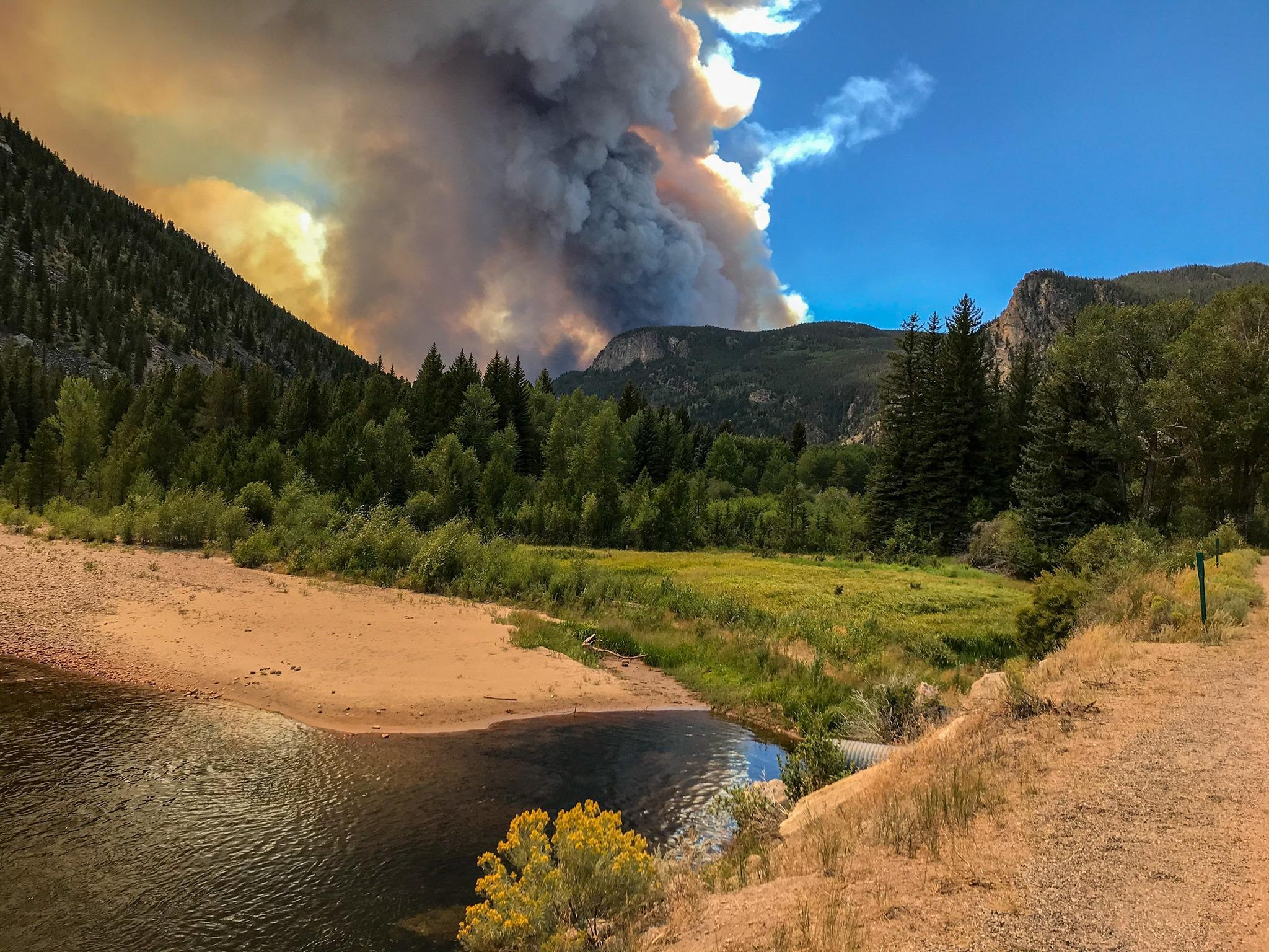 For The West's Drinking Water, Wildfire Concerns Linger Long After Smoke Clears