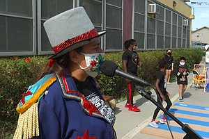 Street Circus Brings San Diego Schools Message Of Civic Participation