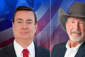 Photo for Anderson Leads Vaus By 291 Votes In Second District Supervisors Race