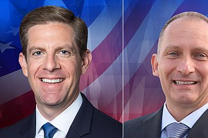 Photo for Rep. Mike Levin Wins Against Challenger Brian Maryott In 49th Congressional D...