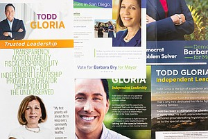 Photo for Outside Groups Funding Some Of San Diego County's Most Contentious Races