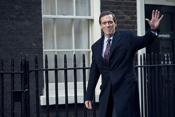 Peter Laurence (HUGH LAURIE)