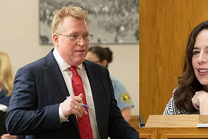 Photo for Days Before Election, City Attorney Candidate Briggs Files Defamation Suit Ag...