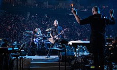 Metallica joined forces with the San Francisco ...