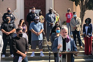 Photo for Faith, Community Leaders Ask Gangs For A 'Season Of Peace'