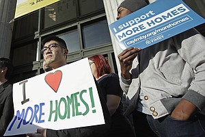 Photo for California Measure To Expand Rent Control Fails