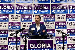Photo for Bry Concedes San Diego Mayor's Race To Gloria