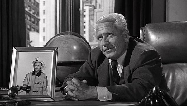 Spencer Tracy stars as politician Frank Skeffington in Jo...