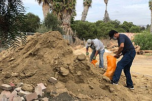 Photo for Cold Storm Arrives Friday, San Diego Prepares For Inclement Weather