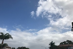 Photo for More Showers, High Winds Expected For San Diego County