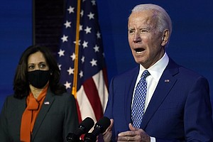 Photo for 'No More Room For Delay': Biden Wants Emergency COVID-19 Aid