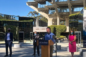 Photo for San Diego Unified Announces Major COVID Testing Plan For Students & Staff